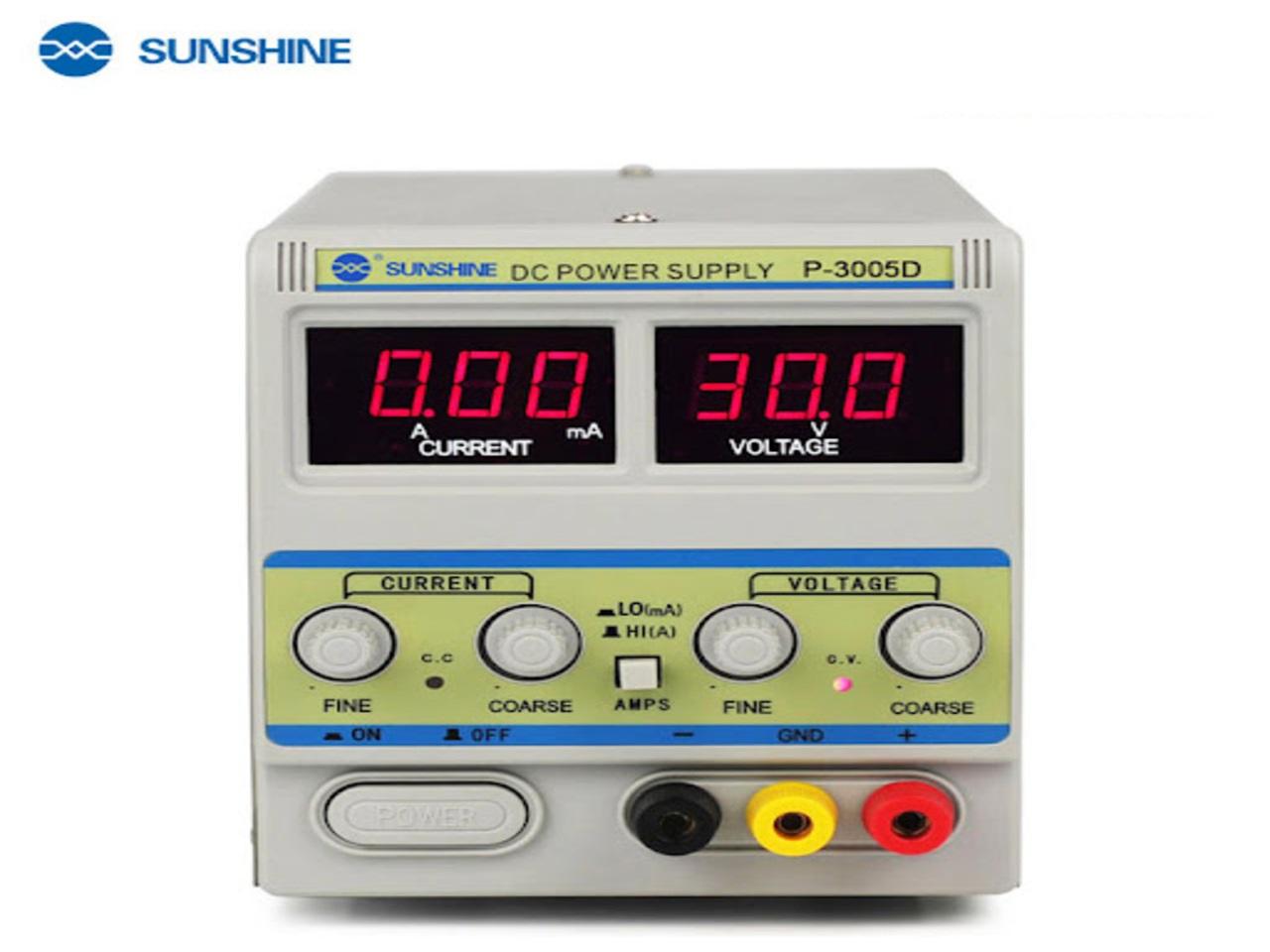POWER-SUPPLY-DIGITAL-SUNSHINE-P-3005D-5-AMPERE