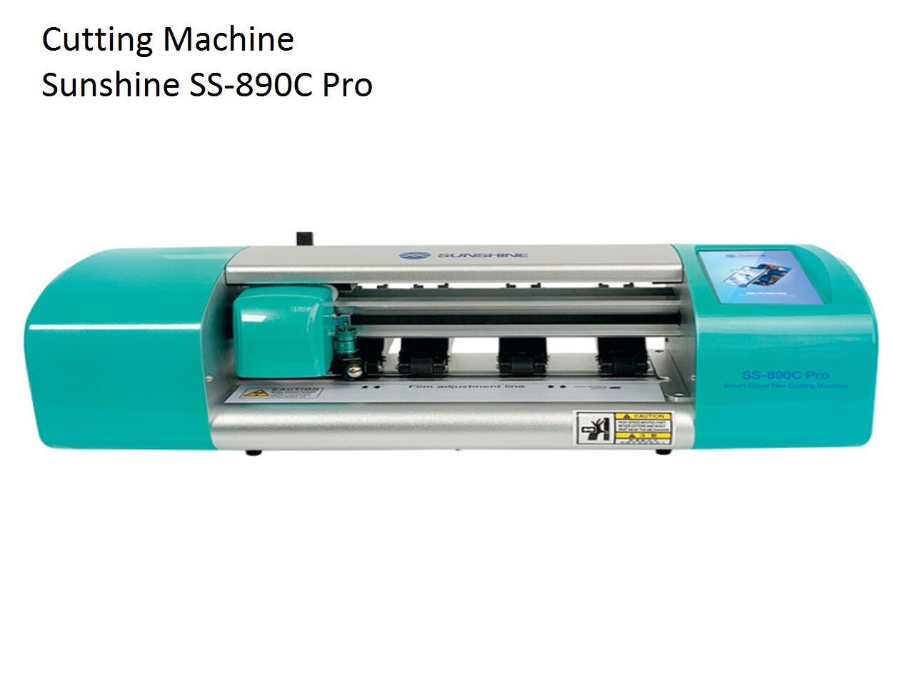CUTTING-MACHINE-SUNSHINE-SS-890C-PRO