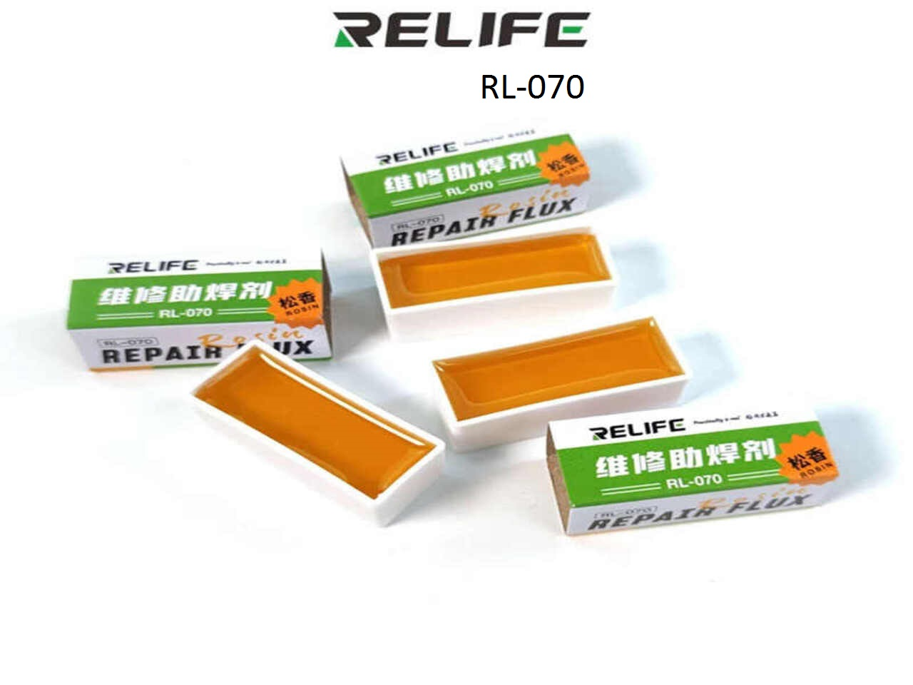 FLUX-ROSIN-RELIFE-RL-070