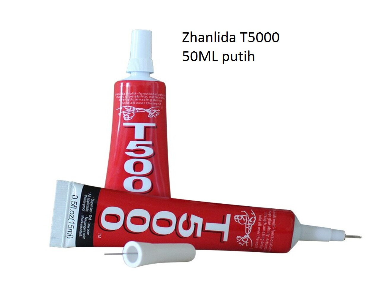 LEM-ZHANLIDA-T5000-50ML-WHITE